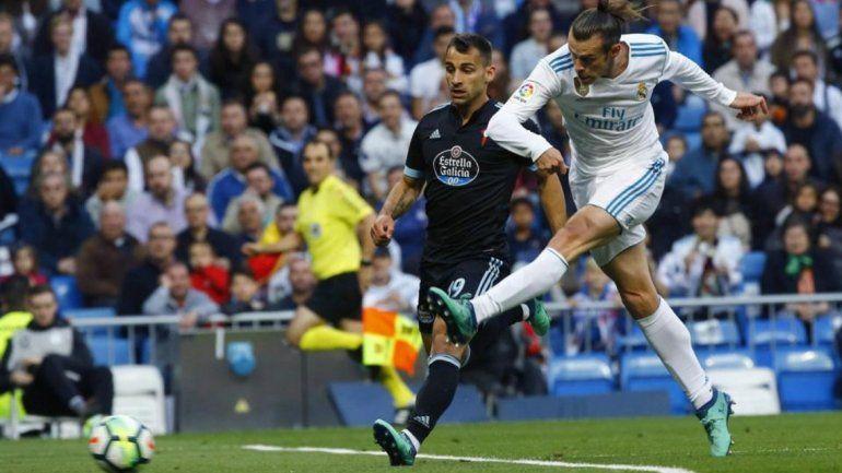 Celta-Real Madrid: se viene un partidazo, mirá cómo seguir este encuentro por televisión