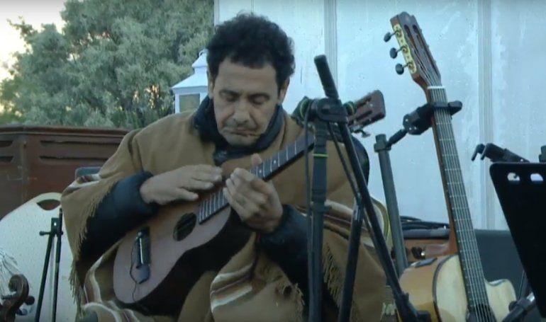 Gustavo Santaolalla, Ricardo Mollo y Carolina Peleretti dieron un espectáculo increíble en Huacalera
