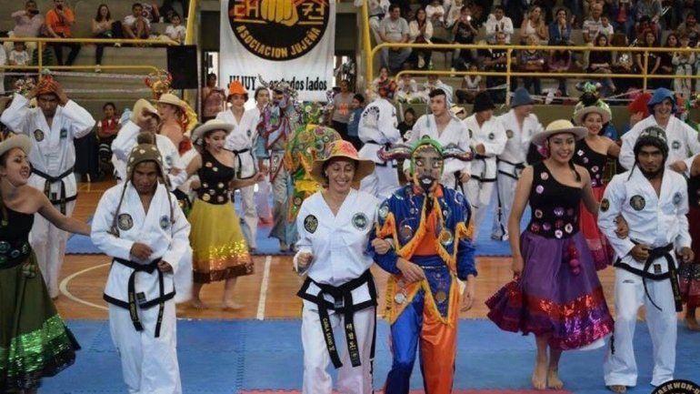 Nuevo desafío deportivo para el taekwon-do local