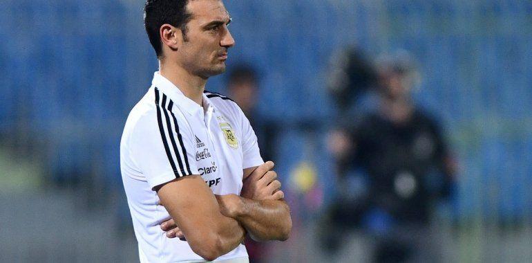 Scaloni dio a conocer la lista preliminar de 32 jugadores para la Copa América