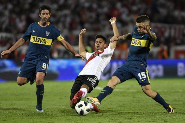 Boca-River: la previa, formaciones y todos los detalles de la final de la Libertadores