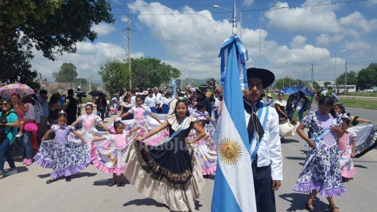 Semana de la Tradición: finaliza con el tradicional desfile y la elección de la paisana provincial