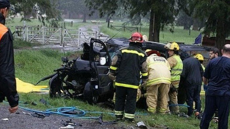 Viajaban para asistir a la Superfinal en la Bombonera y murieron en un accidente de tránsito