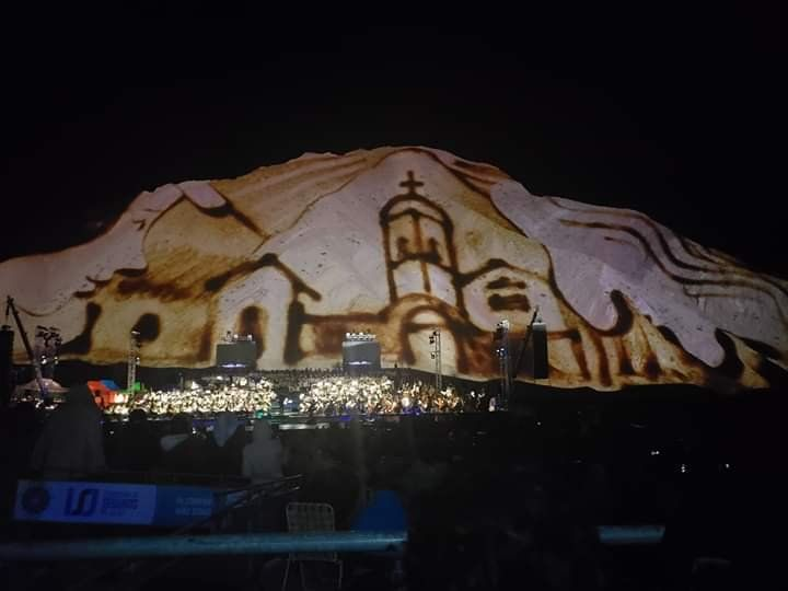 Jujuy Corazón Andino: con un cierre imponente terminó el festival en el Paseo de los Colorados