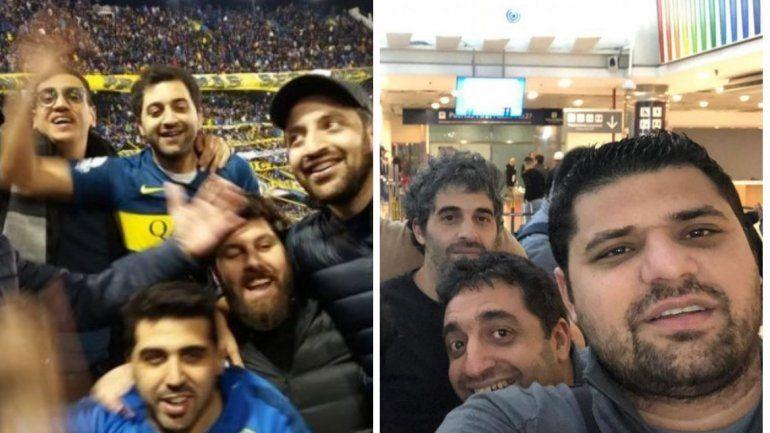 ¡Locura superclásica! 35 judíos viajaron a España para ver el partido sin transgredir el Shabat