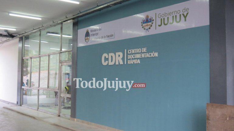 CDR de Jujuy