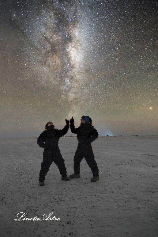 ¡Un lugar soñado! Una fotógrafa vivió un año en la Antártida y publicó fotos increíbles