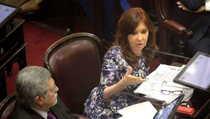 El oficialismo pidiió una sesión especial para tratar el desafuero de Cristina Kirchner