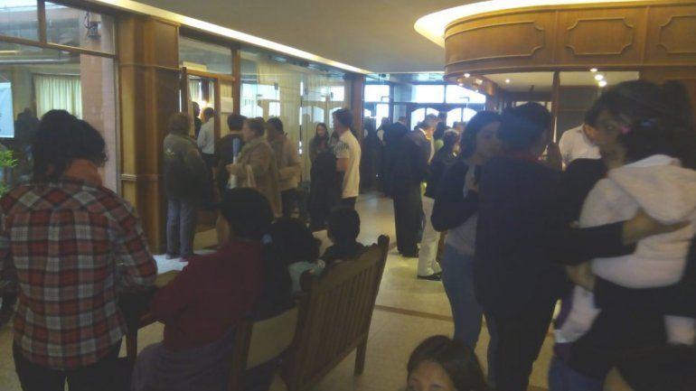 ARA San Juan - Familiares esperan informe