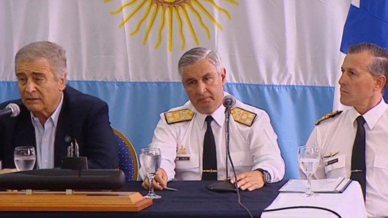 Precisiones del hallazgo del ARA San Juan: Afirman que habría implosionado cerca del fondo y que no hay recursos para removerlo