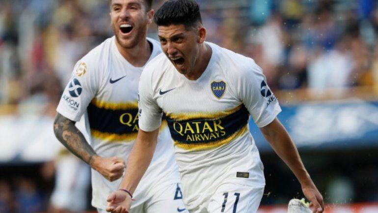 Boca le ganó a Patronato 1 a 0 antes de la superfinal de la Libertadores con River