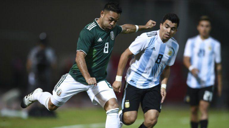 México tendrá al menos cuatro bajas para el partido del martes con Argentina