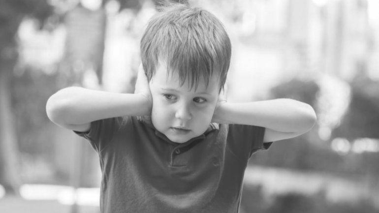 El daño que la pirotecnia causa en una persona con autismo