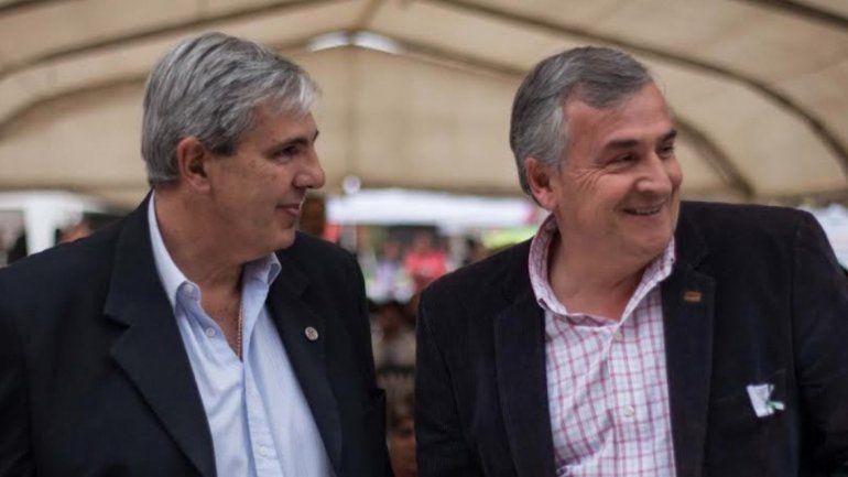 Gerardo Morales confirmó la fórmula con Carlos Haquim y no descartó adelantar las elecciones