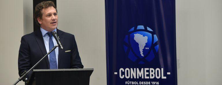 Dominguez - CONMEBOL