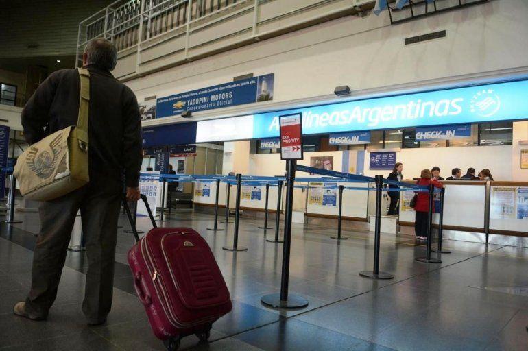 Por un nuevo paro, hoy no habrá vuelos de Aerolíneas Argentinas en todo el país