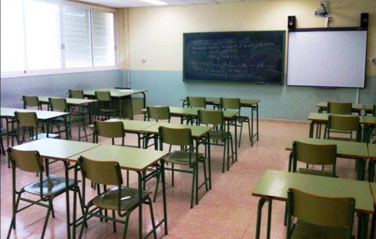 Sin clases en primaria e inicial de la Normal por desinfección del fin de semana