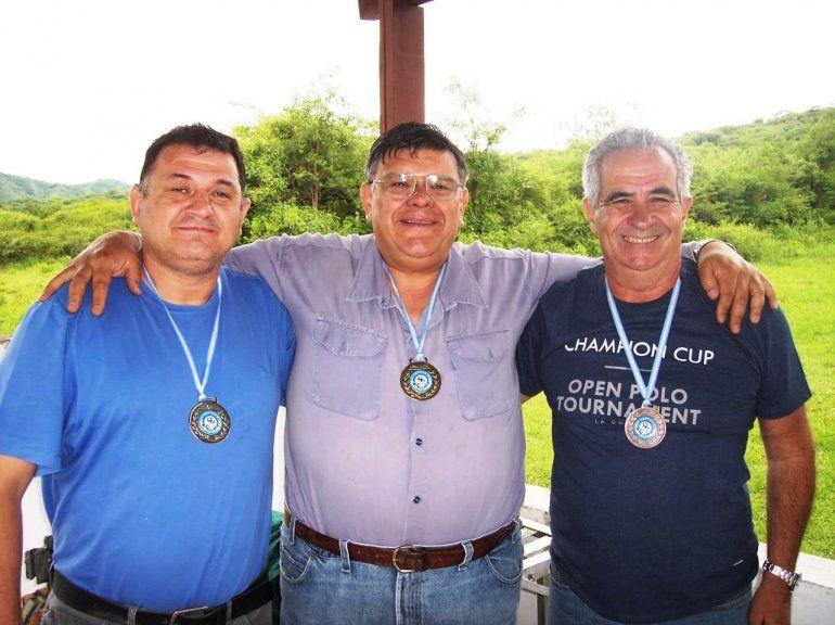 Tiro Federal Jujuy vivió una doble jornada con buena concurrencia de tiradores