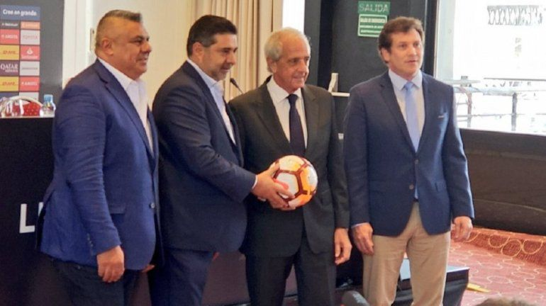 Hoy es la reunión clave que definirá la final de la Copa Libertadores