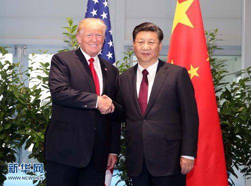 Trump cenará con su par chino Xi Jiping en Buenos Aires y prevé reunirse con Putin