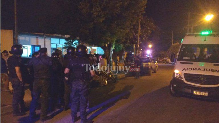 Barrio 12 de octubre: Presos de la Seccional 6ta prendieron fuego en una de las celdas