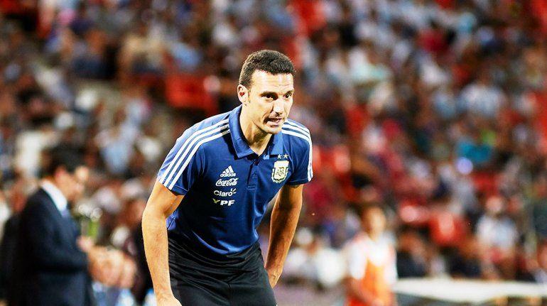 La AFA confirmó la continuidad de Scaloni como DT de la Selección