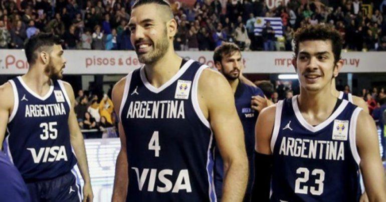 Básquet: la Selección Argentina enfrenta a EEUU en busca del boleto para el Mundial 2019