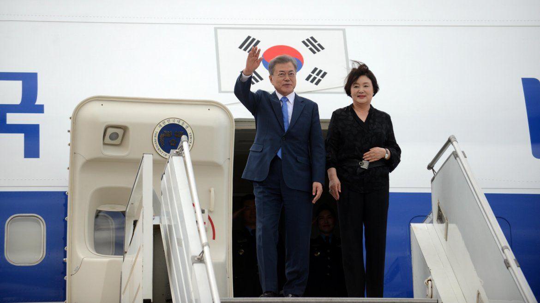 Primer ministro de Corea del Sur