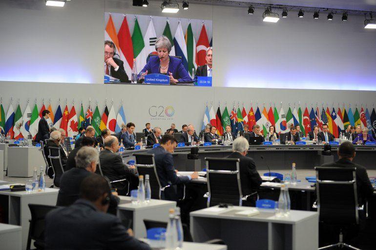 El G20 tiene documento final con menciones al comercio y sobre el cambio climático