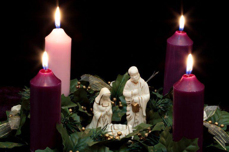 Empiezan los preparativos de Navidad: Hoy es el primer domingo de adviento