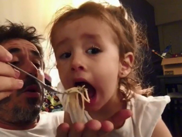 Pablo Granados enterneció a todos con un video de su nieta Bernardita