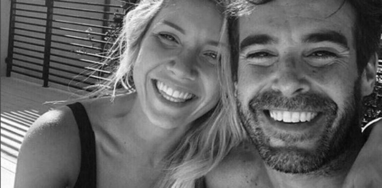 Laurita Fernández y Nico Cabré a puro mimos y descanso