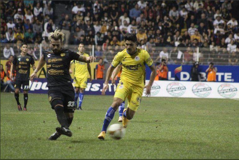 Los Dorados de Maradona perdieron la final ante Atlético San Luis