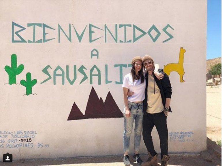 Sofia Jujuy Jiménez visitió Sausalito y cumplirá su sueño