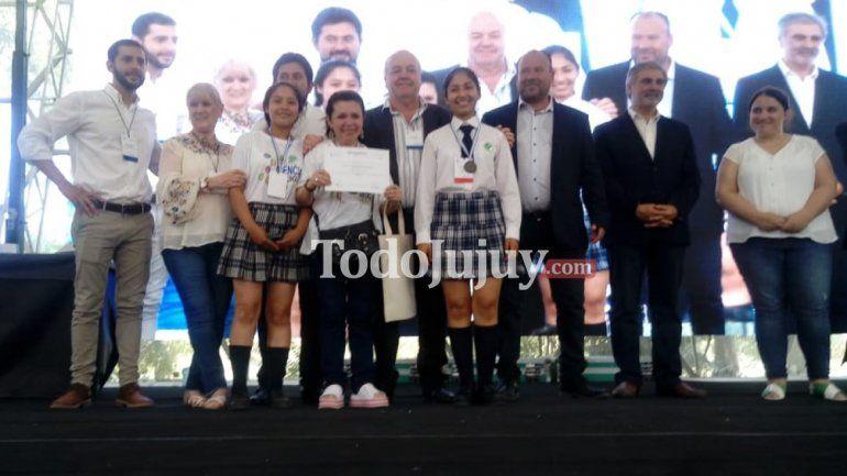 Estudiantes jujeñas fueron reconocidas a nivel nacional en un certamen de ciencia