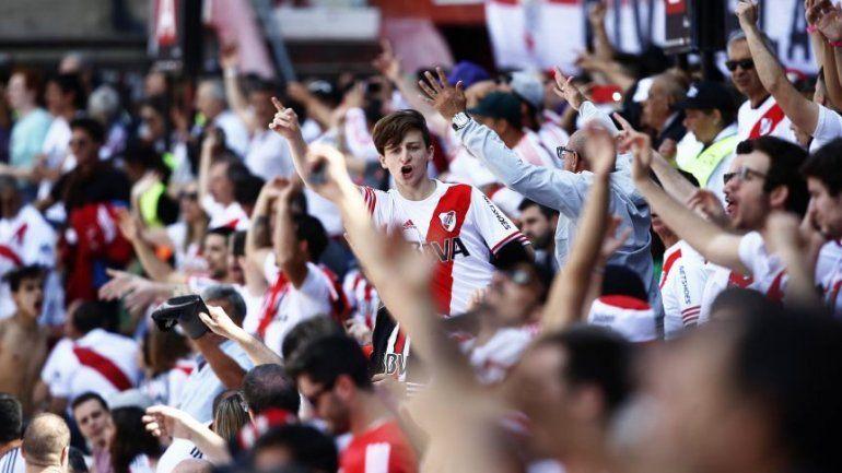 Mirá el pedido de la filial de Madrid a los hinchas millonarios