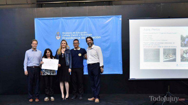 Jujuy ganó con un proyecto para minimizar el impacto ambiental de monóxido de carbono con el uso de tunas