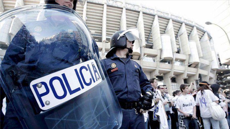 Operación CABA, el nombre del operativo de seguridad en Madrid