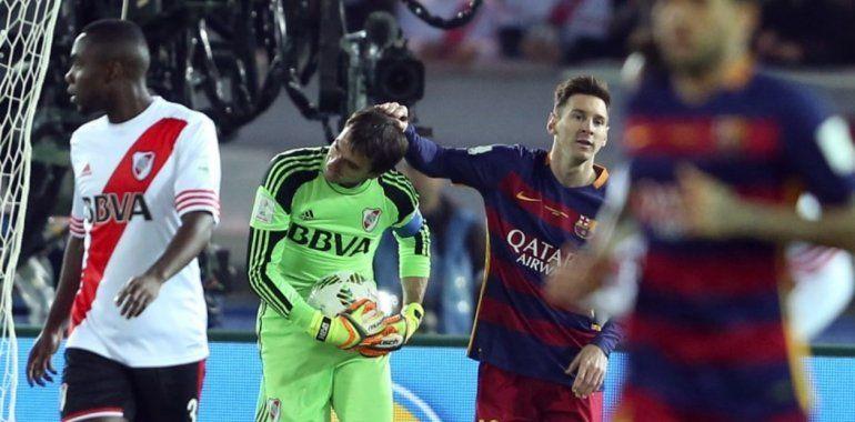 ¿Por quién hinchará Lionel Messi en el River-Boca del Bernabéu?