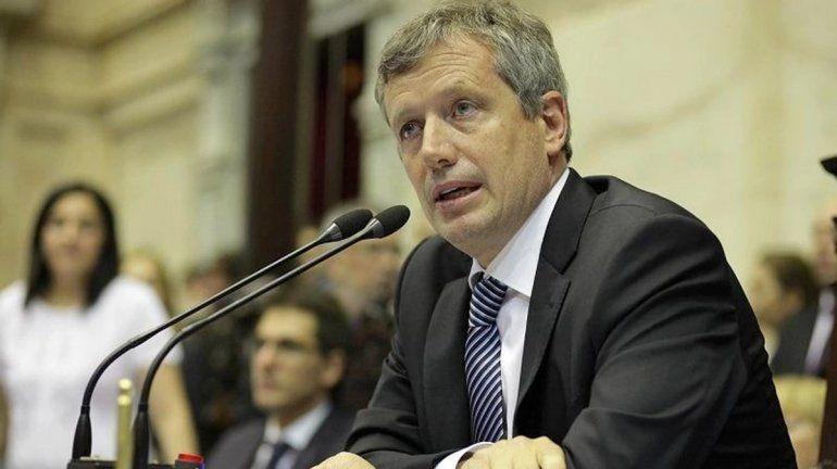 El diputado oficialista, Emilio Monzó, fue reelecto como presidente de la Cámara de Diputados