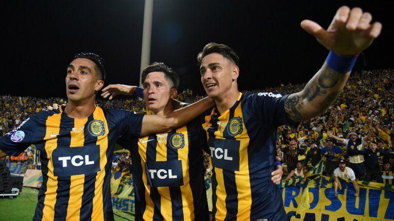 Central es el sexto equipo argentino clasificado a la Libertadores 2019