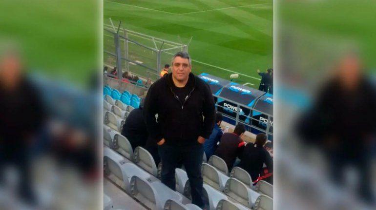 España no permitió el ingreso de un barra de River y lo deportarán a la Argentina