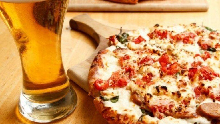 Cerveza artesanal y pizza jujeña, el plan perfecto para un viernes a la noche