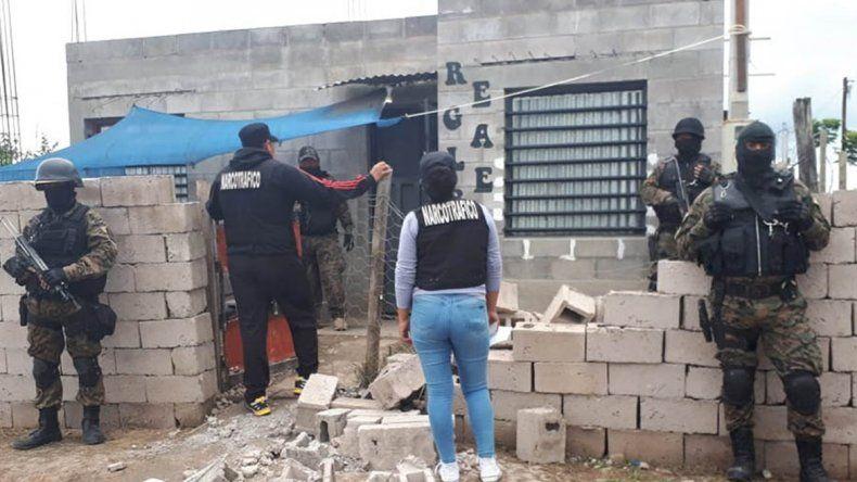 Operativo policial cerró bocas de expendio de drogas en nuestra ciudad
