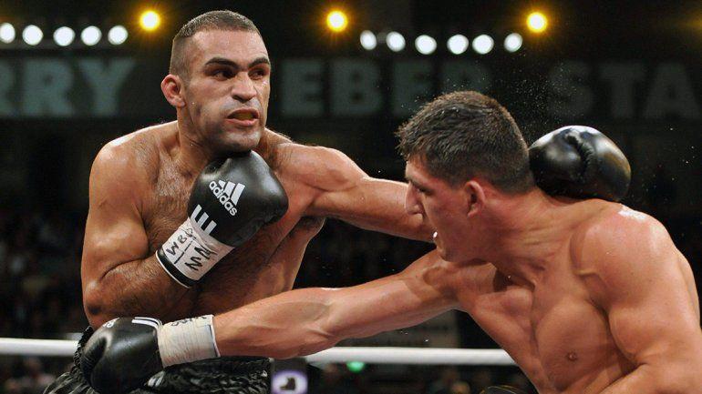 La agenda de boxeo del fin de semana con importantes peleas