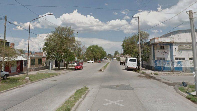 Vecinos de la calle Vespucio piden más seguridad ante los robos reiterados