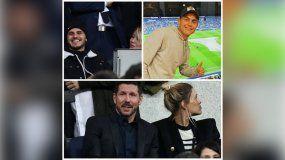 Los famosos que fueron al Bernabéu a ver la Superfinal