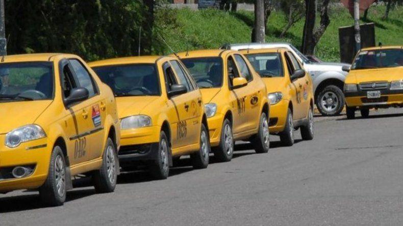 Empezó a regir el aumento de la tarifa de taxis amarillos y compartidos