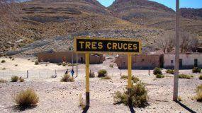 Tres Cruces: encontraron los cuerpos de 3 hombres que se habrían ahogado