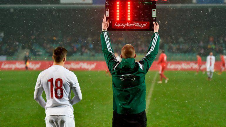 Chau a una de las reglas más obsoletas del fútbol